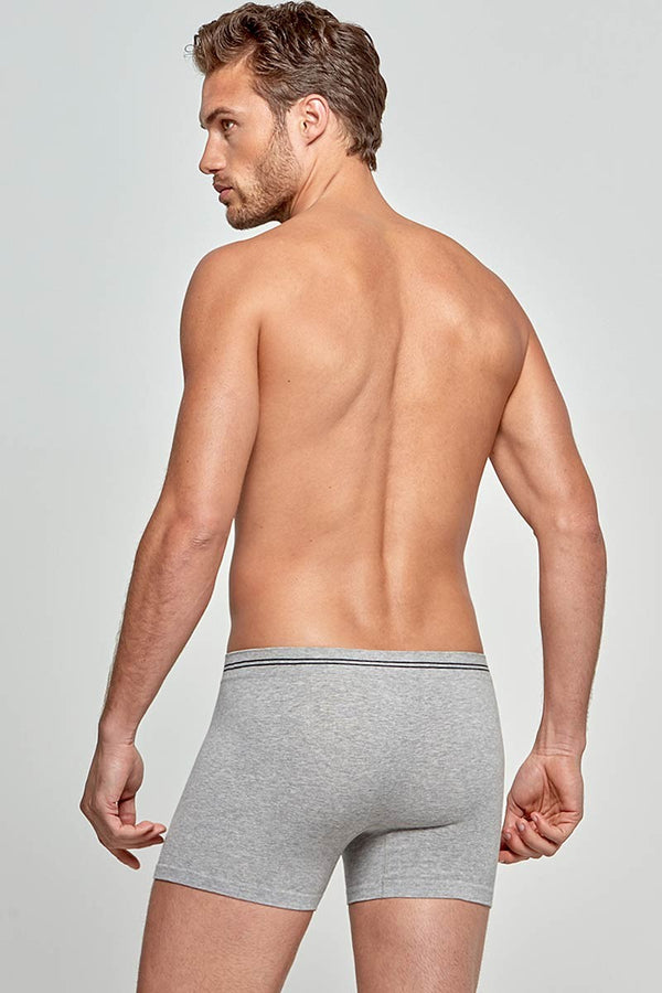 IMPETUS Retro Cotton Seamless  - grau