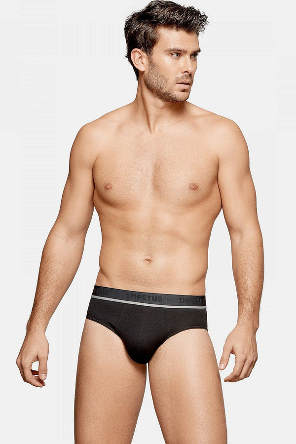 IMPETUS 2x Slip Cotton-Stretch - grün/schwarz