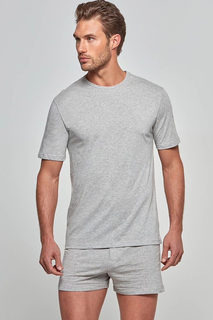 IMPETUS R-Shirt Pure Cotton - grau