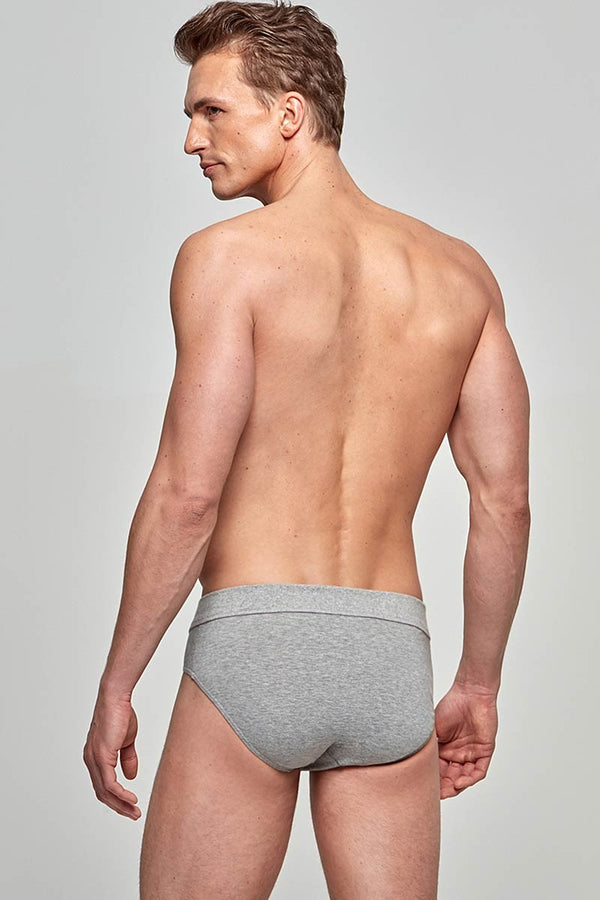 IMPETUS Slip Cotton-Stretch - grau