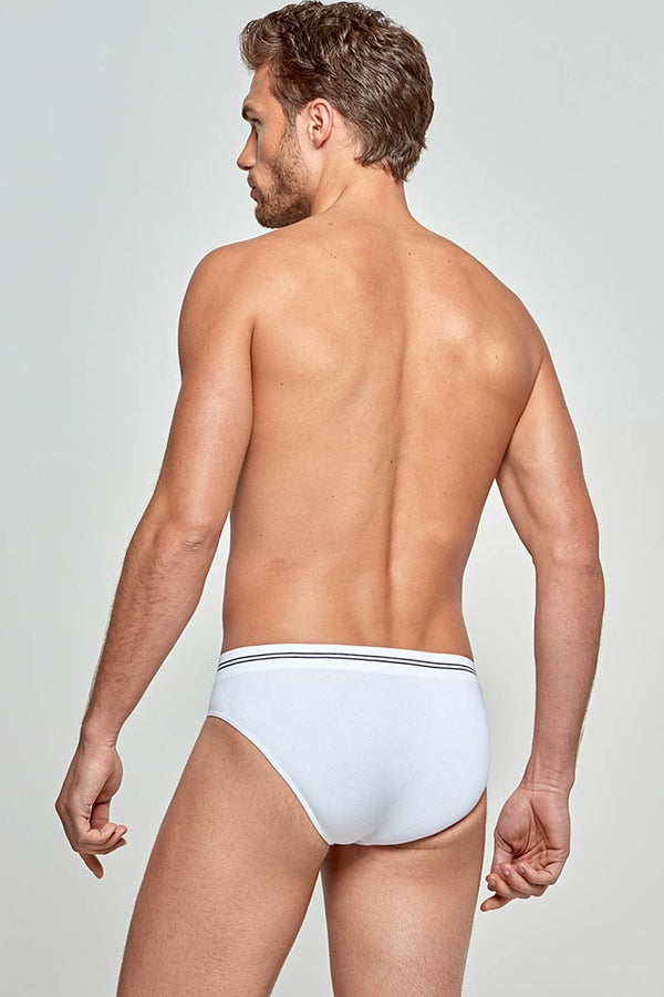 IMPETUS Slip Cotton Seamless - weiß