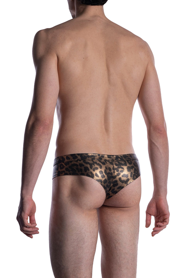 Manstore Zipper Brief M2003 - wild