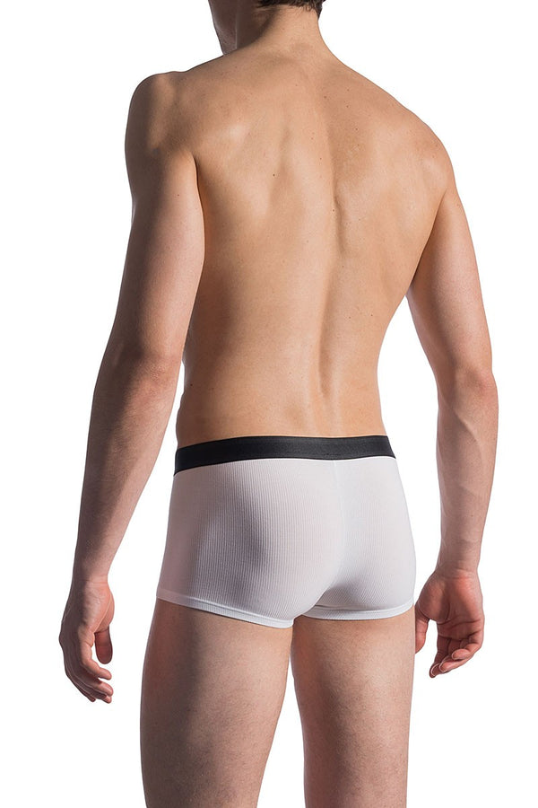 Manstore Bungee Pants M811 - white
