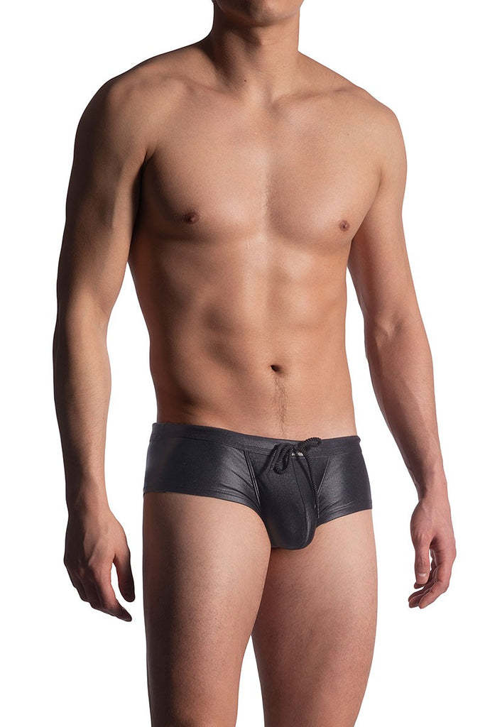 Manstore Beach Hot Pants M911 - black