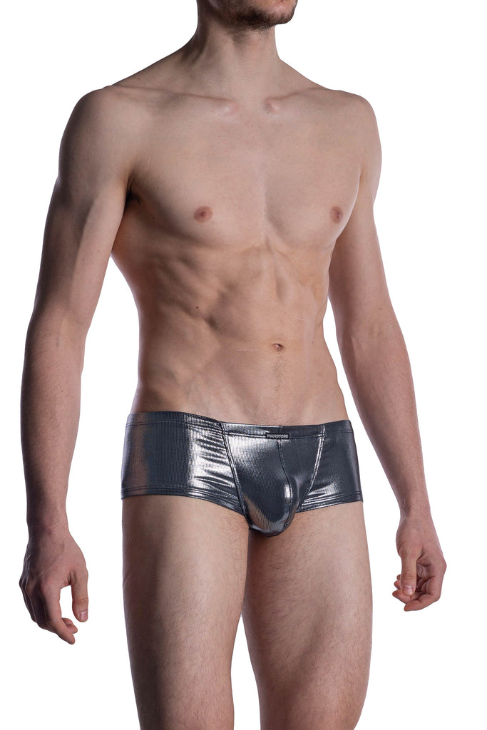 Manstore Hot Pants M2010 - silver