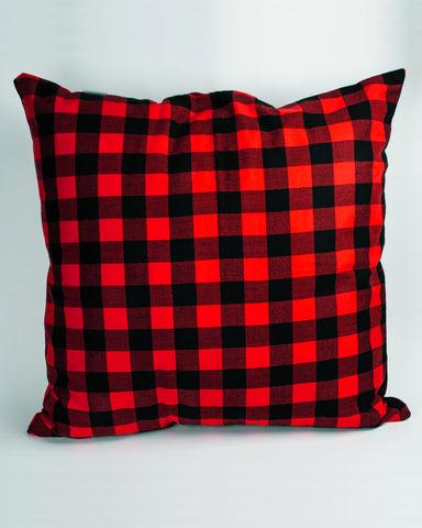 Pillow - Buffalo Plaid Pillowcase