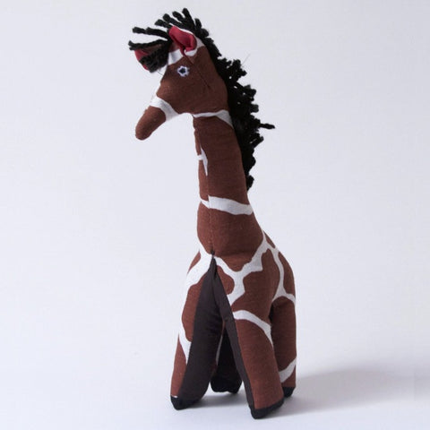 Safari Stuffed Animal - Giraffe