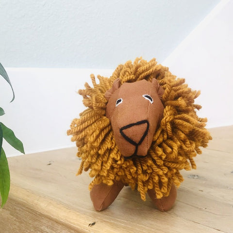 Stuffed Lion