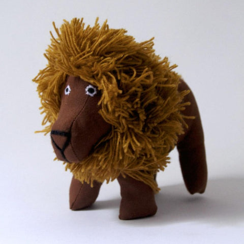 Safari Stuffed Animal - Lion