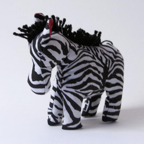 Safari Stuffed Animal - Zebra