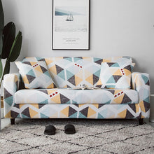 Load image into Gallery viewer, Elastic all-inclusive sofa cover