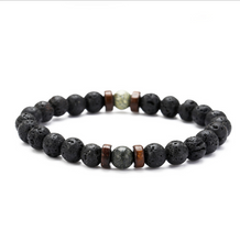 Load image into Gallery viewer, Volcanic Stone Bracelet