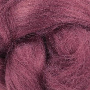 Red Onion (Purple/Pink) - Tussah Silk Top (Sliver)