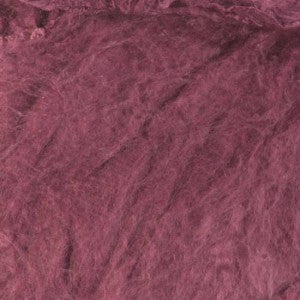 Mulberry Mawata Silk Hankies for Spinning, Knitting and Felting - Red Onion - Purple and Pink