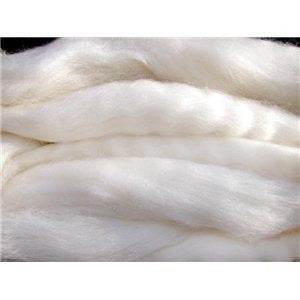 Natural Merino Top - 70s quality 21 Micron count - PER OUNCE