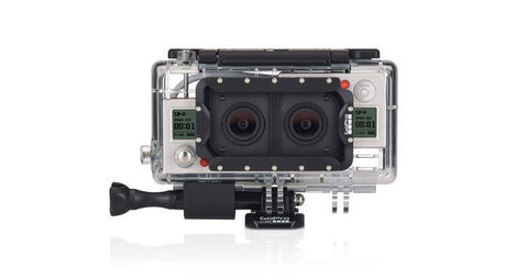 Dual HERO System para GoPro HERO3+ Black Edition