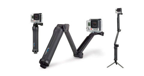3Way Soporte 3 modos GoPro Hero