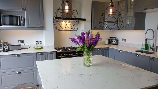 Check out this gorgeous kitchen before & after project on www.lovetohome.co.uk