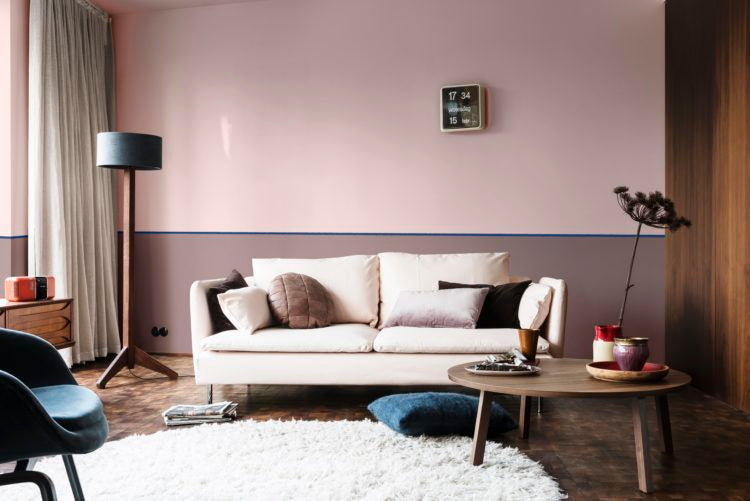 What do you think of heart wood - Dulux's colour of the year 2018? Find out more on www.lovetohome.co.uk