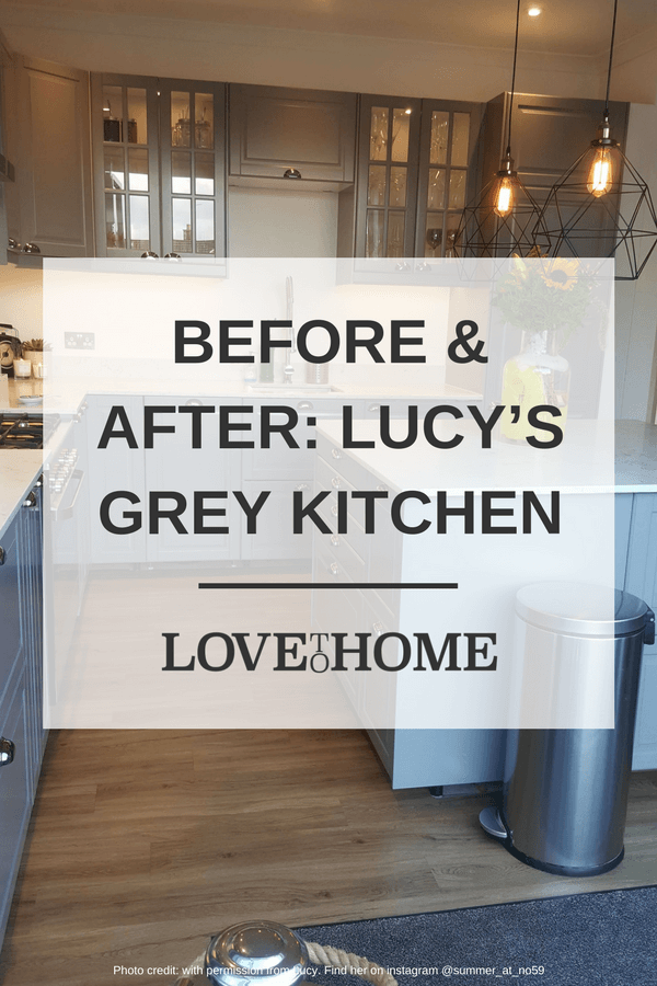 Check out this gorgeous before & after kitchen project on www.lovetohome.co.uk