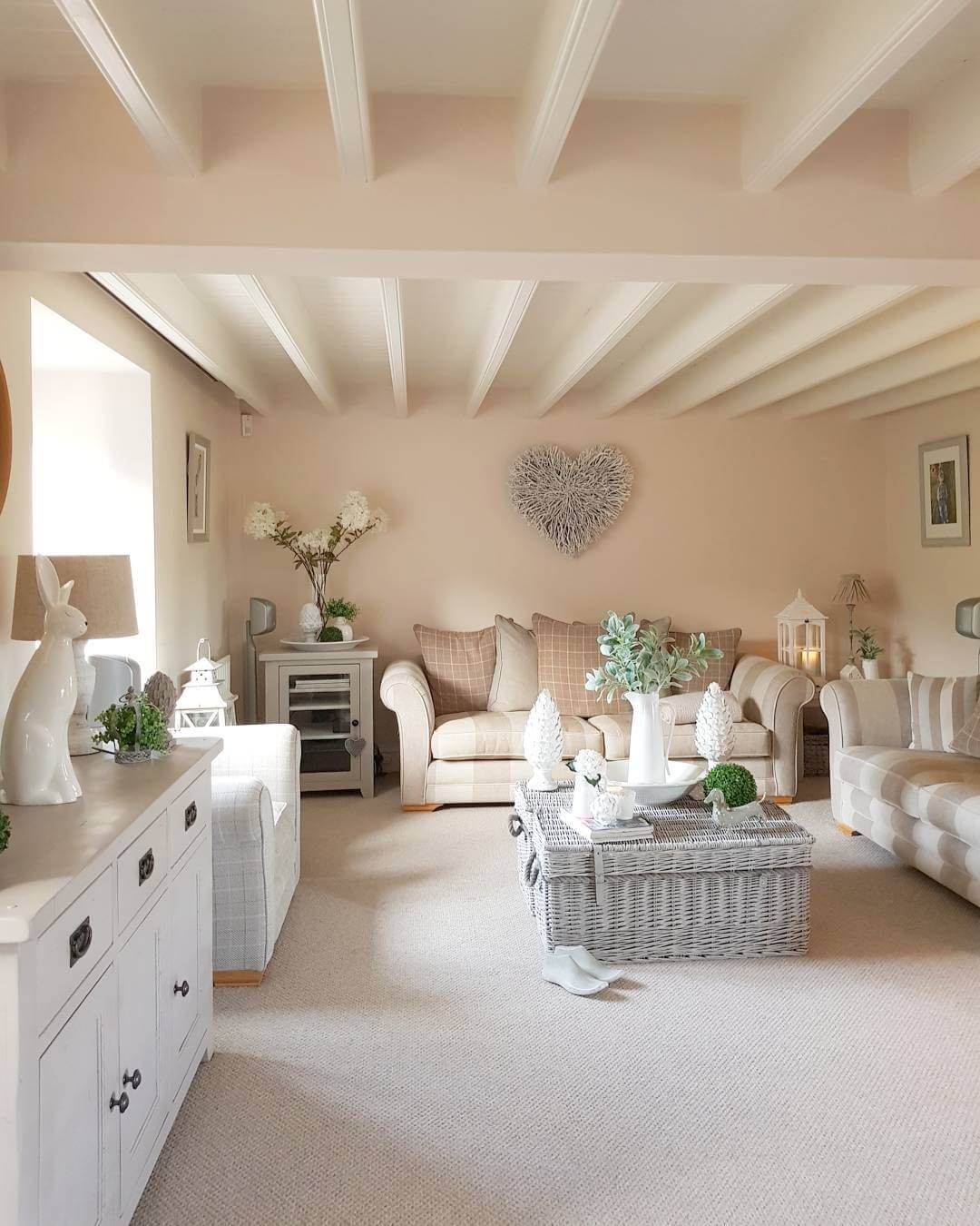 How to do modern country with a dash of danish - Hear what Colleen from West Barn Interiors has to say about it on www.lovetohome.co.uk