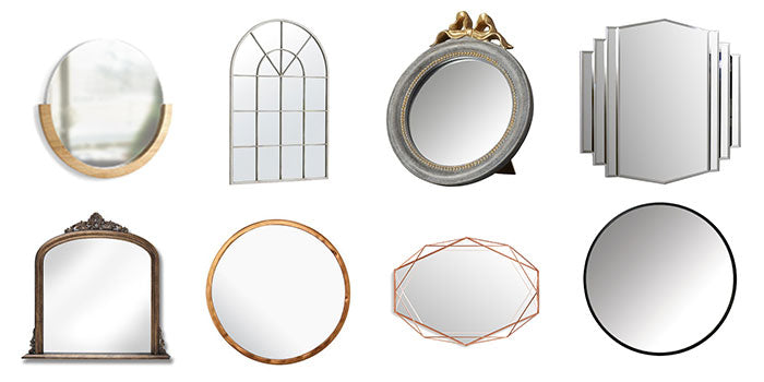 8 mirrors for boosting natural light in your home