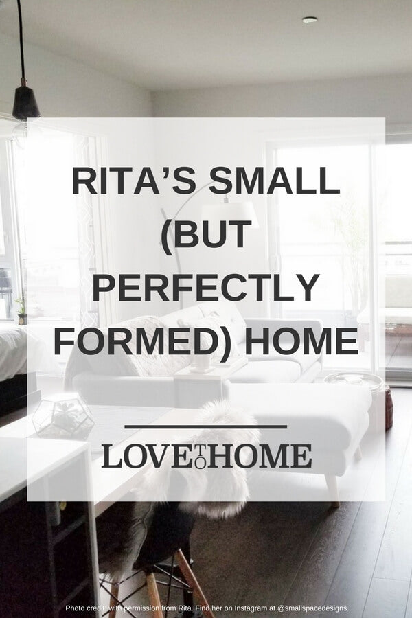 Ever wondered how small homes can still look so stylish (and work so well?). Rita tells us all her secrets and shows us around her home.See the full tour on www.lovetohome.co.uk