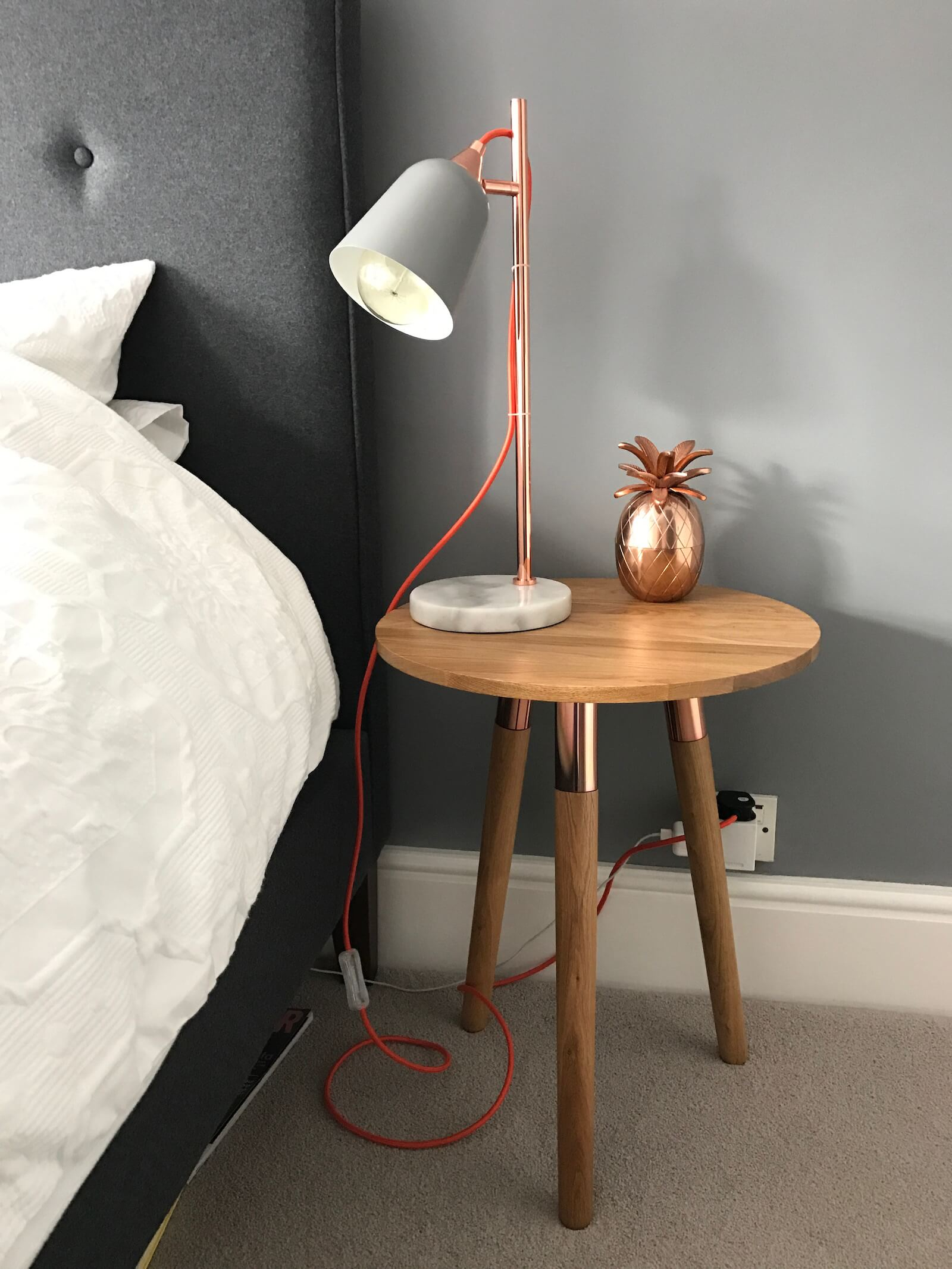 Love this Scandinavian space? It's a Victorian Terrace in the UK - come and see the whole home tour on www.lovetohome.co.uk