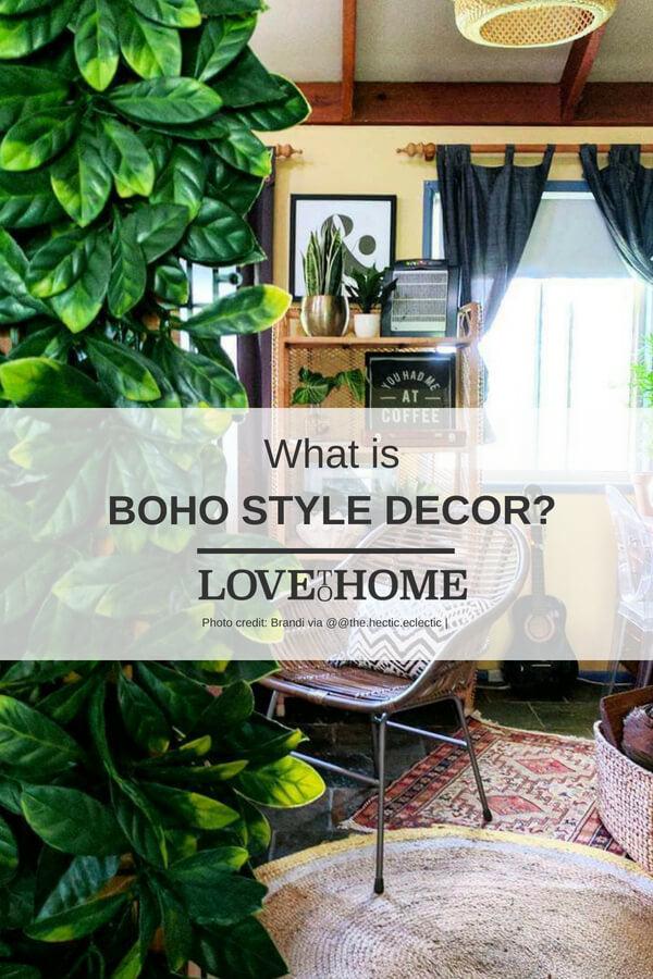 What exactly is Boho style decor? Read more to find out all the things you need to know about Boho interior styling