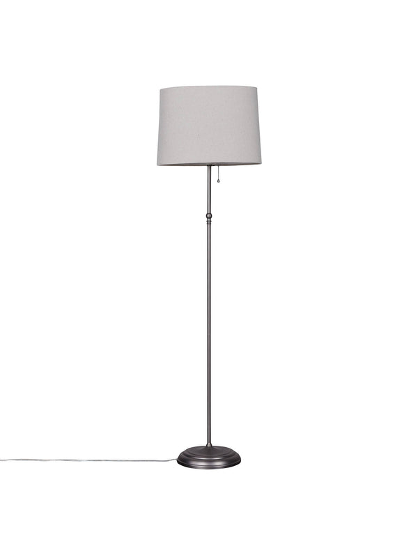 Isabel Oval Shade Floor Lamp