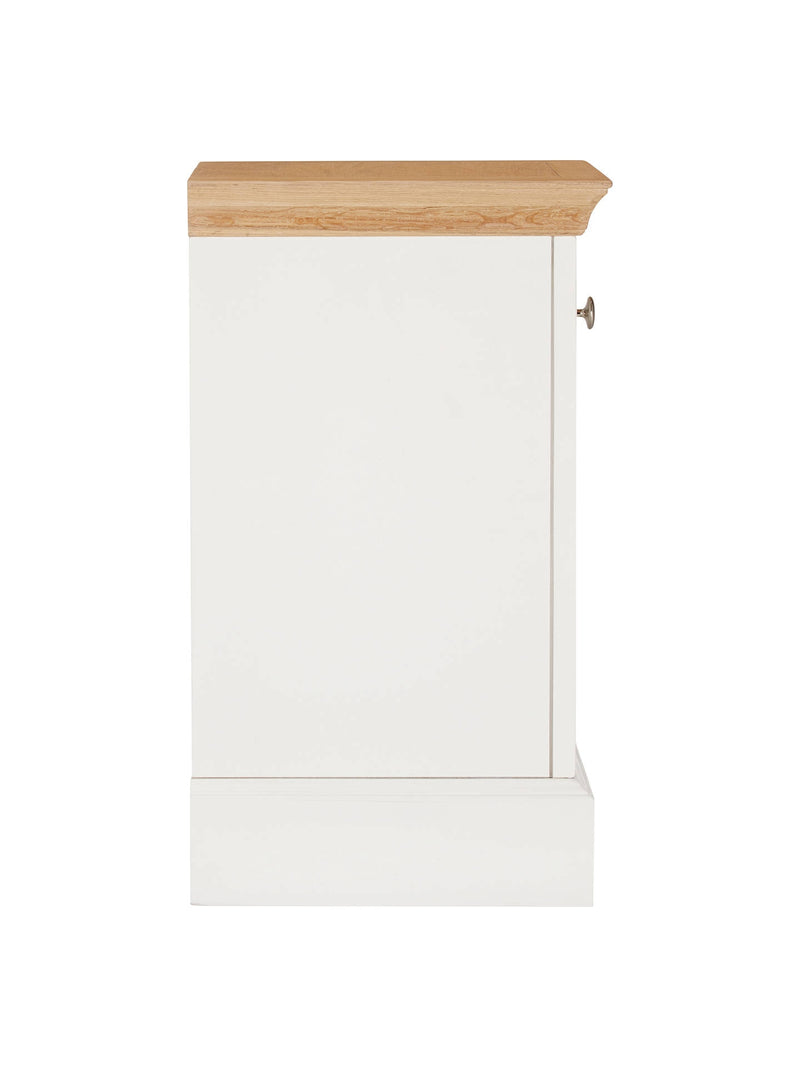 Lymington 1 Drawer Bedside Table