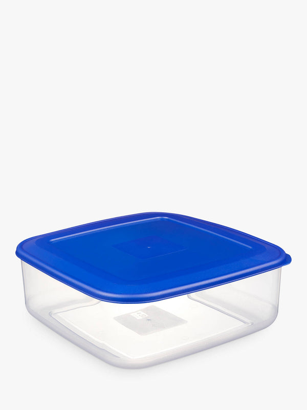 John Lewis & Partners Kitchen Food Containers, Set of 10