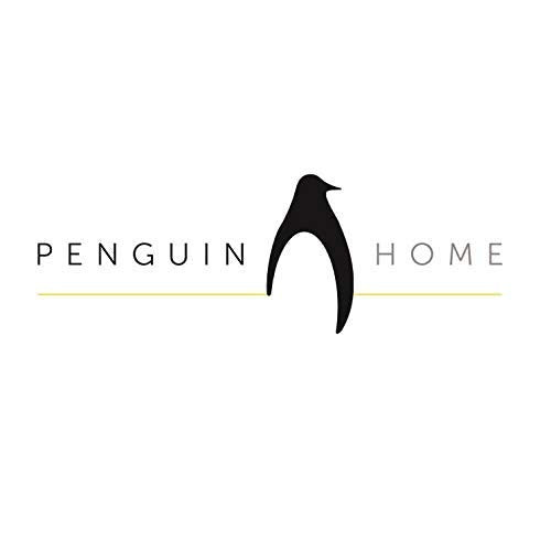 Penguin Home Decorative Double Sided Square Cushion Covers, 100% Cotton