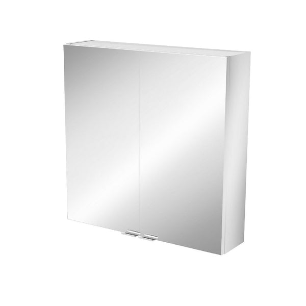 GoodHome Imandra Short Mirrored Wall Cabinet