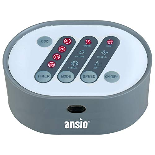 ANSIO Tower Fan 30-inch with Remote