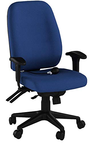 Office Hippo Desk Chair with Seat Slide