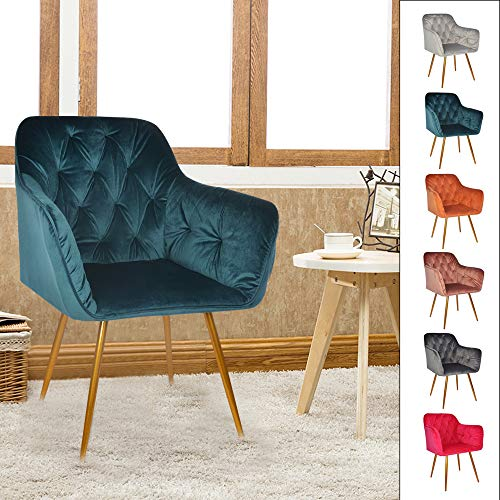 ColdShine Dining Chairs 6 Colors Soft Seat Kitchen Chair