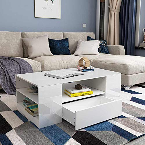 Apelila Coffee Tables with Storage