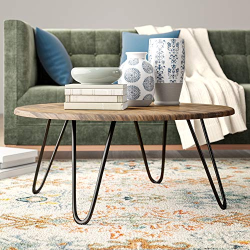 Aspect Brockton Round Coffee Table