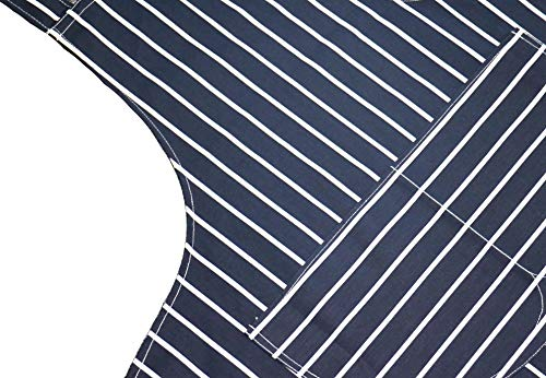 Chefs Apron, Blue, Cooking and Baking Apron