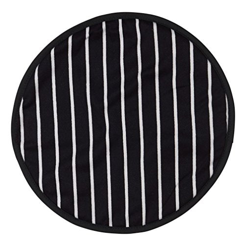 Dexam Stripe Cook/Chefs Hob Cover, Navy