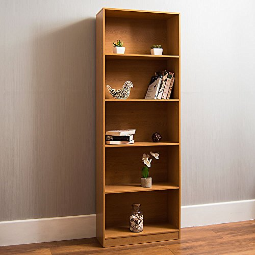 Vida Designs Cambridge 5 Tier Extra Large Bookcase