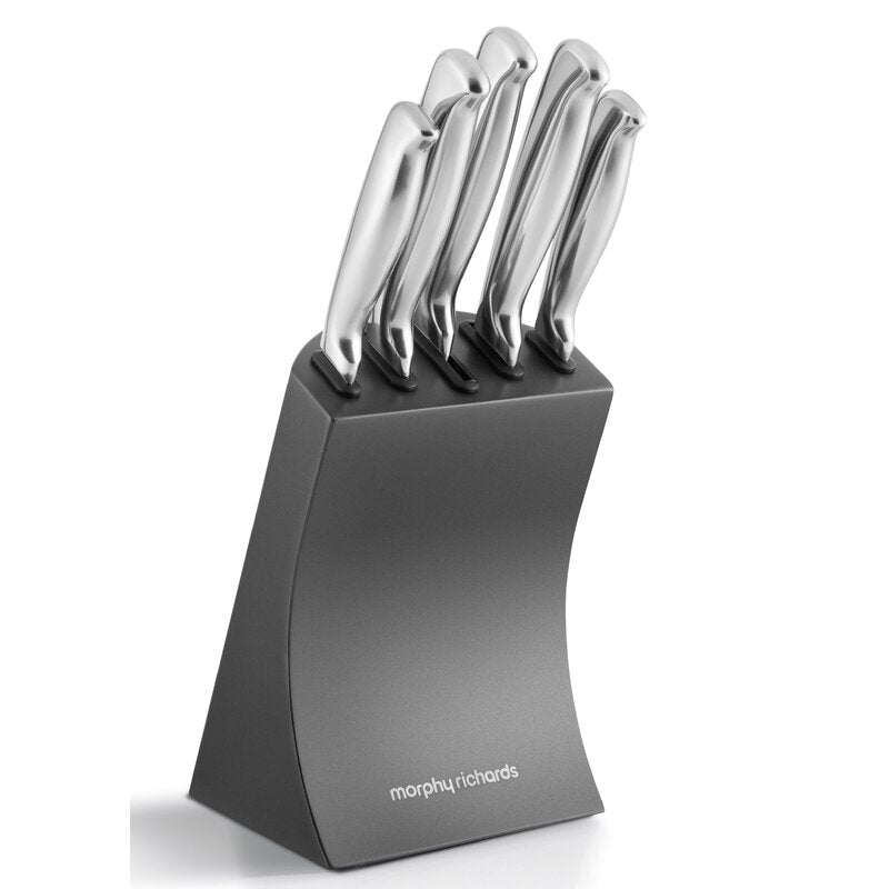 Accents 6 Piece Knife Block Set