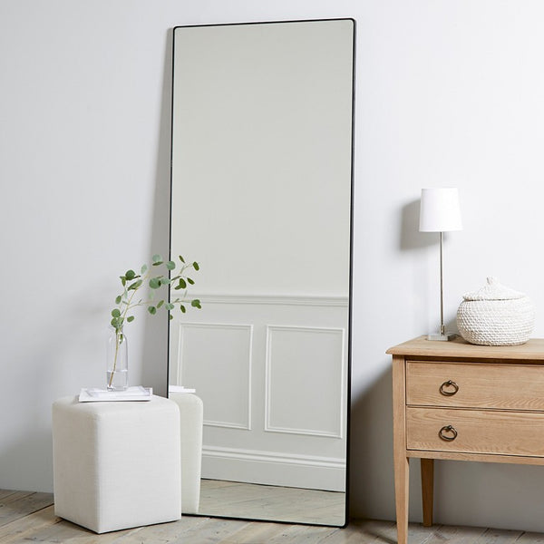Chiltern Thin Metal Full Length Mirror
