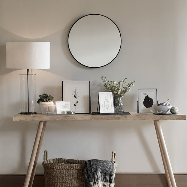 Chiltern Small Round Mirror