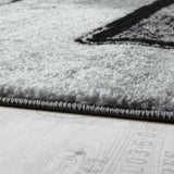 Alaya Black/Grey Rug