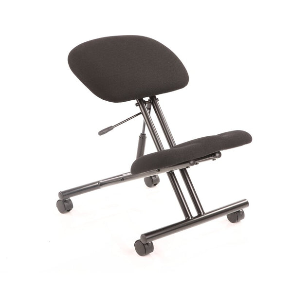 Black Kneeling Chair