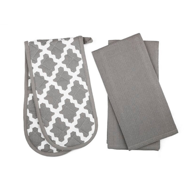 Oven Mitt (Set of 3)