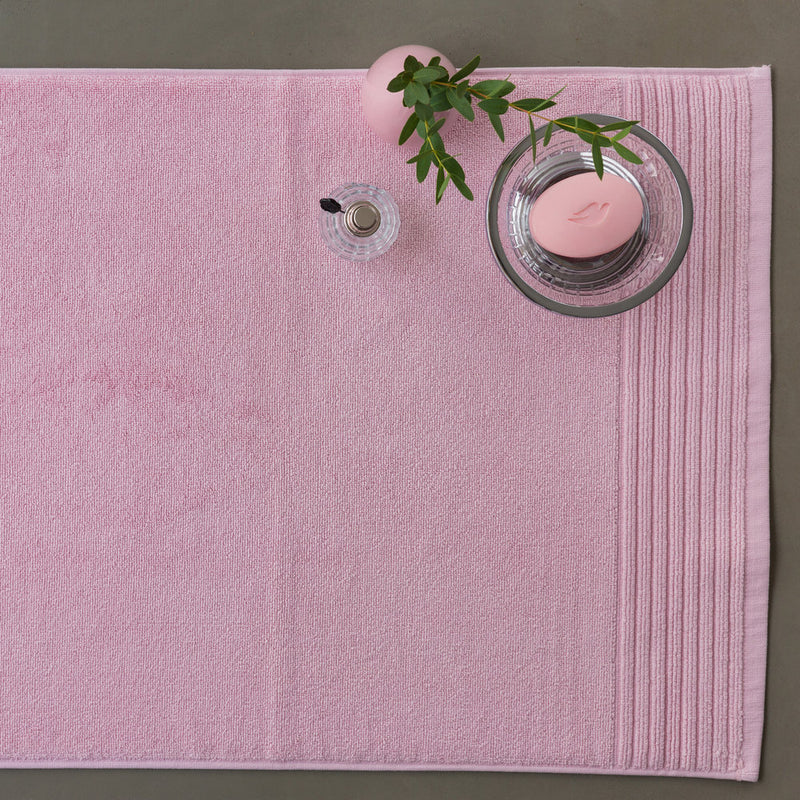 Buy A by AMARA Cotton Bath Mat - Blush Pink