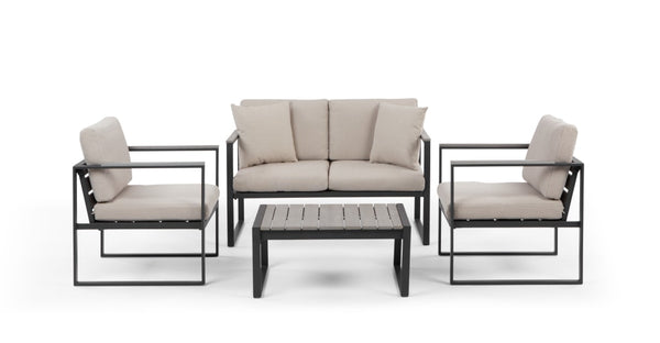 Catania Garden Lounge Set, Polywood